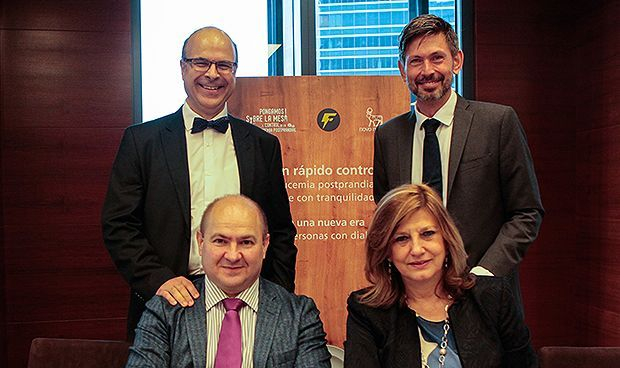 Novo Nordisk lanza Fiasp la primera insulina de acción inmediata