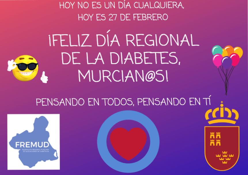 27 de febrero Día Regional de la Diabetes