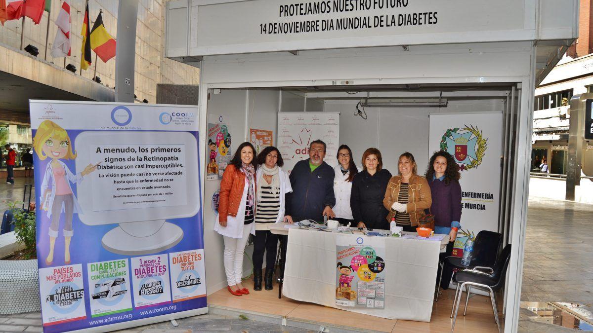 14 de noviembre La Diabetes toma la calle para celebrar su Día Mundial scaled
