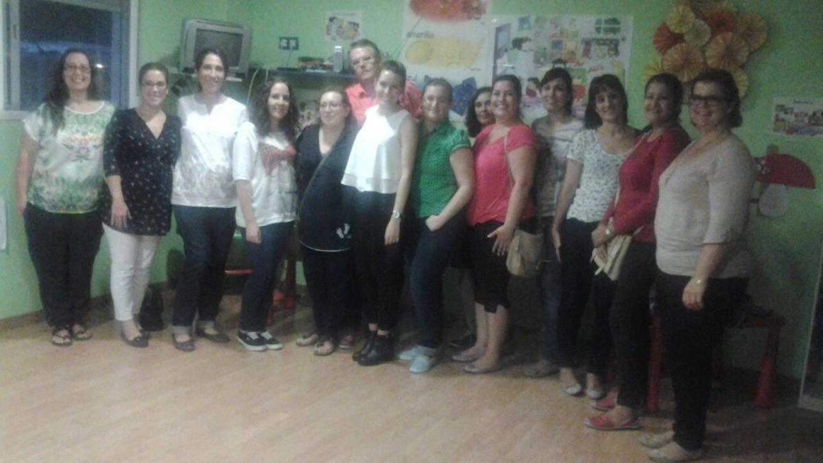 Conferencia de Nutrición y Hábitos Saludables en la Guardería El Jardín de Natalia