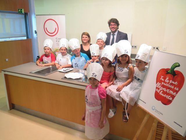 El Centro de Cualificación Turística prepara una oferta formativa para acercar la gastronomía murcia