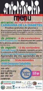 Semana del Día Mundial de la Diabetes 2014