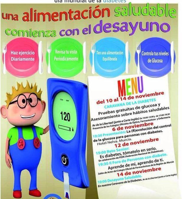 Semana del Día Mundial de la Diabetes 2014 dia mundial diabetes